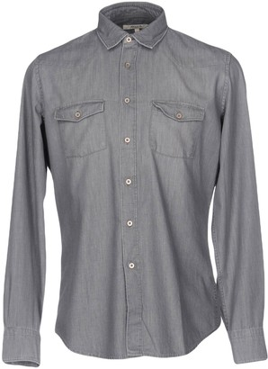 Siviglia DENIM Denim shirts - Item 42596377HF