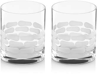 Michael Wainwright Truro Double Old Fashioned, Set of 2