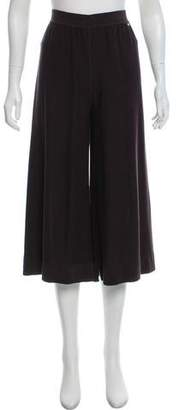 Sonia Rykiel Knit High-Rise Pants
