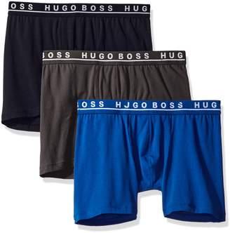HUGO BOSS Men's Boxer Brief 3p Co/El 10146061 01