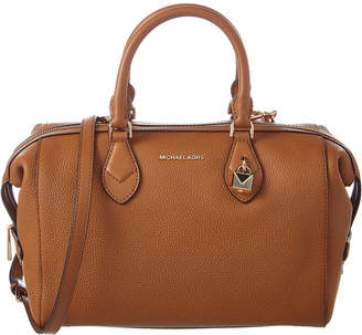 MICHAEL Michael Kors Grayson Large Convertible Leather Satchel
