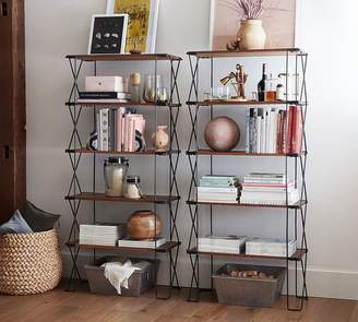 Pottery Barn Bookcases Shopstyle