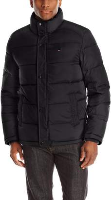 Tommy Hilfiger Mens Outerwear Classic Puffer Jacket
