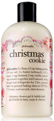 Philosophy Christmas Cookie Shower Gel - 16 oz. $18 thestylecure.com