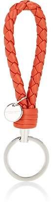 Bottega Veneta Men's Intrecciato Leather Key Chain