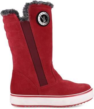 Santana Canada Campus Faux Fur Winter Boots