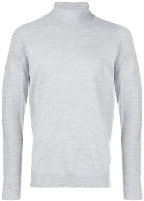 Al Duca D'Aosta 1902 turtle-neck fitted sweater