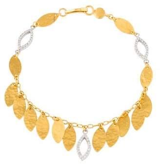 Gurhan Diamond Willow Mini Fringe Bracelet