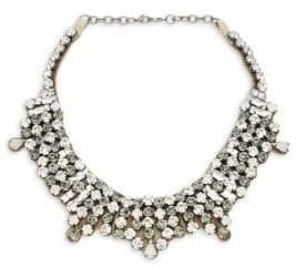 Valentino Swarovski Crystal Statement Necklace