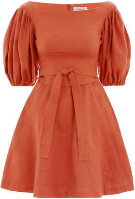 Zimmermann Mini Flip Dress