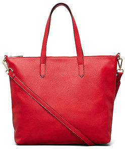 Kenneth Cole Top Zip Tote Bag $109 thestylecure.com