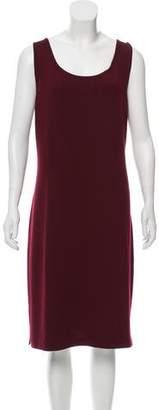 St. John Knit Midi Dress w/ Tags