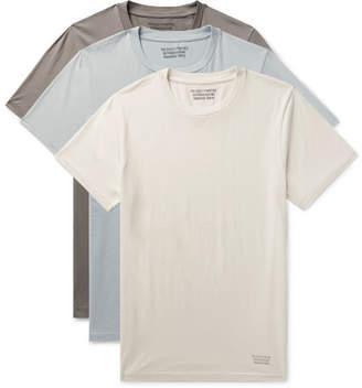 Wacko Maria Three-Pack Cotton-Jersey T-Shirts