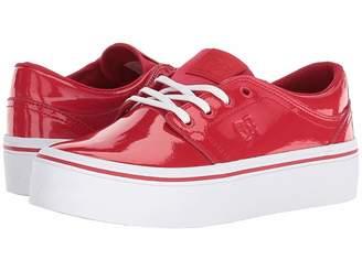 DC Trase Platform SE Women's Shoes