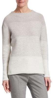 Fabiana Filippi Ombre Highneck Sweater