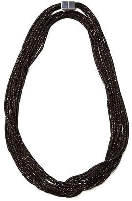 Lafayette 148 New York Mesh Chain Multistrand Necklace