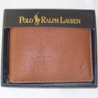 Ralph Lauren Polo Mens Passcase Wallet