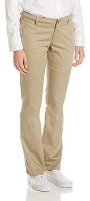 Dickies Junior's Curvy 4 Pocket Straight Leg Pant