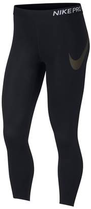 Nike Pro Embossed Logo 7/8 Tights