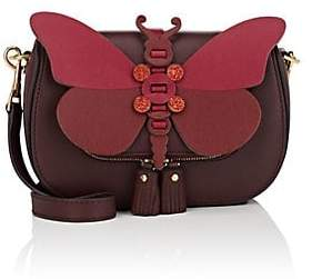 Anya Hindmarch WOMEN'S VERE MINI LEATHER SATCHEL - MD. PINK