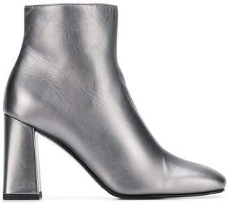 Alberto Gozzi block heel boots