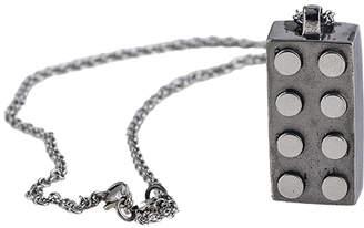 Icon Eyewear Max Steiner Design Thick Brick Necklace