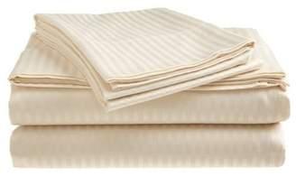 At Amazon.com · BEIGE Millenium Linen King Size Bed Sheet Set Ivory   1600  Series 4 Piece   Deep