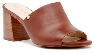 Cole Haan Daina Leather Open Toe Mule II