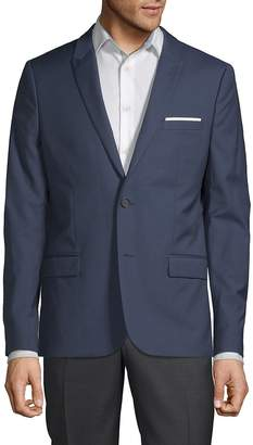 The Kooples Men's Textured Wool Suit Jacket
