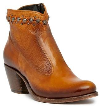 Jo Ghost Studded Collar Bootie
