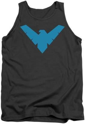 Batman Tank Top Nightwing Symbol Size L
