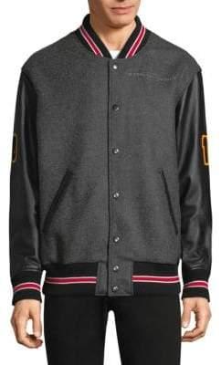 Diesel O-Harry Letterman Jacket