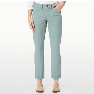 NYDJ RELAXED CHINO ANKLE IN TWILL IN PETITE