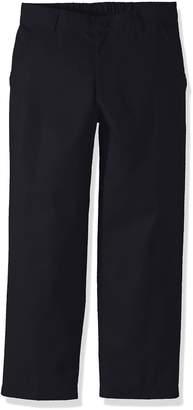 Classroom Uniforms Big Boys' Husky Flat Front Pant