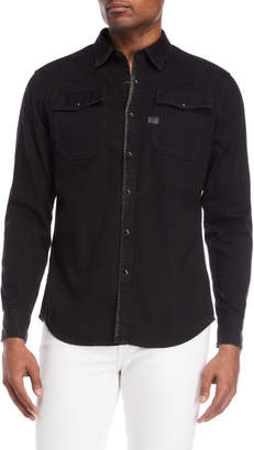 G Star Raw Landoh Western Chambray Shirt