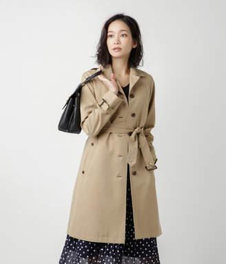 NEWYORKER women's 【新作】Comfortable Outer/ブライトグログランシングルトレンチコート