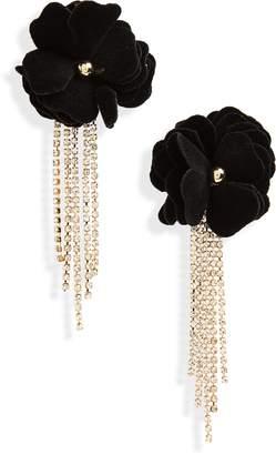 Natasha Floral Earrings