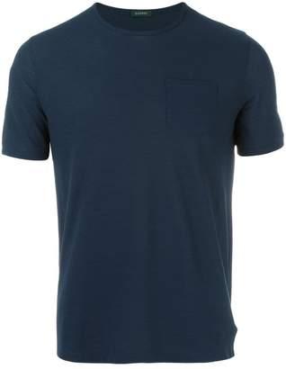 Zanone chest pocket T-shirt