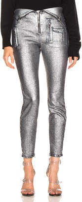 RtA Diavolina Pants in Sound Black | FWRD