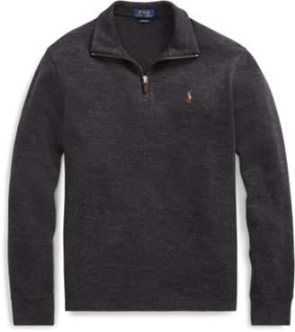 Ralph Lauren Estate Rib Half-Zip Pullover