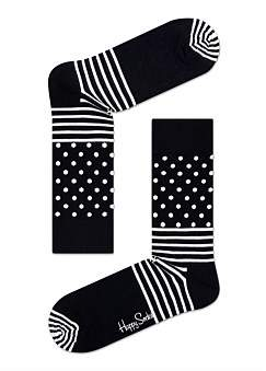 Happy Socks Split & Dots Sock