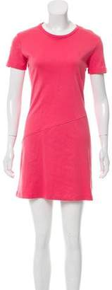 Louis Vuitton Logo Mini Dress