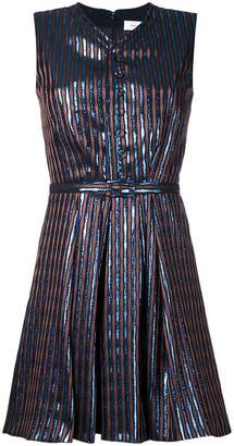 Carven striped sleeveless dress