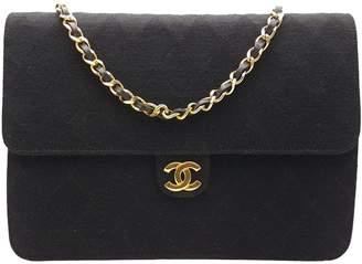 Chanel Timeless tweed handbag