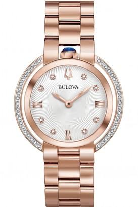 Bulova Ladies Rubaiyat Watch 98R248