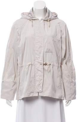 Fay Lightweight Hooded Jacket