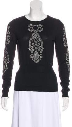Chanel Cashmere Long Sleeve Top