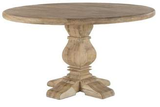 Ophelia & Co. Candace Mango Solid Wood Dining Table & Co.