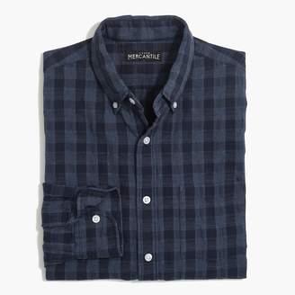 J.Crew Slim cotton shirt in plaid