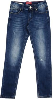 Gaudi' GAUDÌ Denim pants - Item 42633717FC